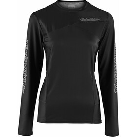 Troy Lee Designs Skyline Bike Jersey Longsleeve Women black